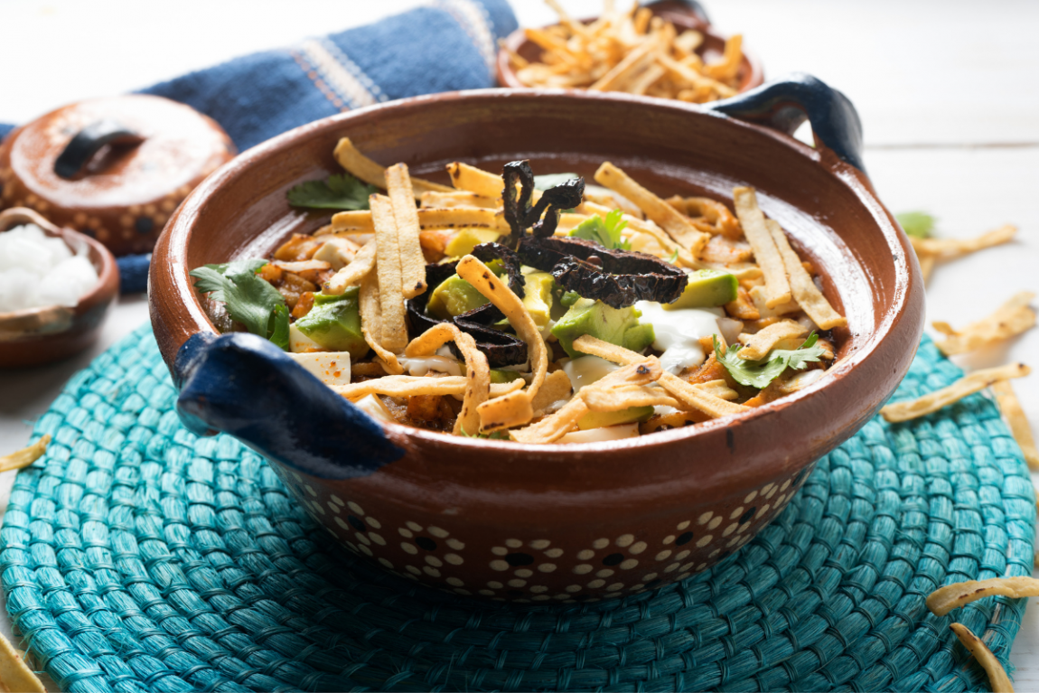 Mexican Tortilla Soup JennaMaye Fitness
