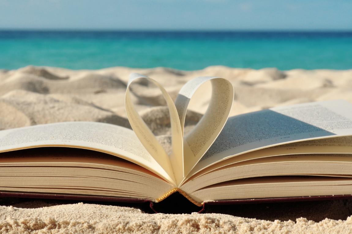 Beach reads 2021 JMF